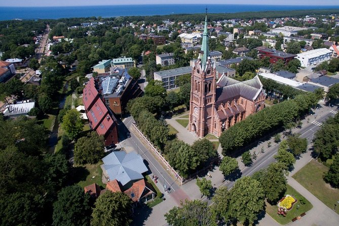 Meet Enchanting Klaipeda & Beautiful Palanga Private Tour (6 hours)