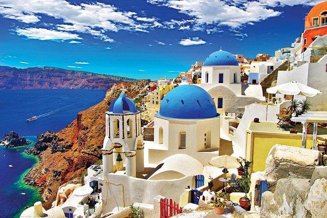 Santorini Popular Destinations