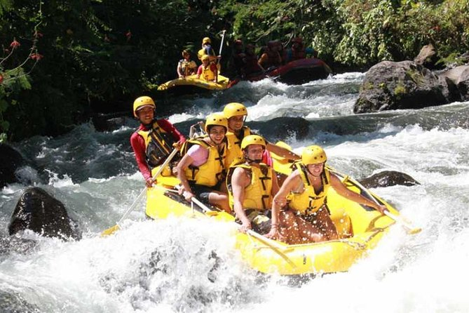 Rafting and Quad Bike Package with 2 Hours Spa
