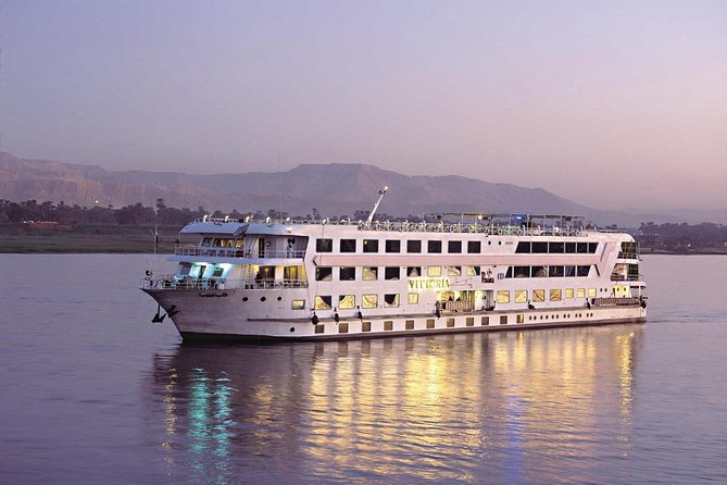 7 nights amazing nile cruise including hot air balloon and abu simbel From Luxor