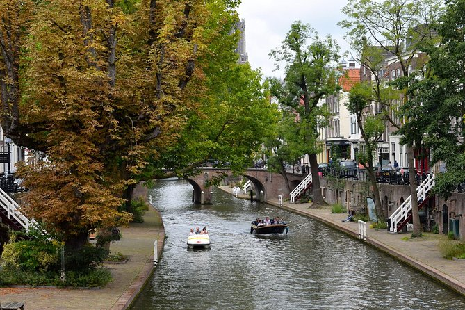 Day Trip To Utrecht With A Local: Private & Personalized