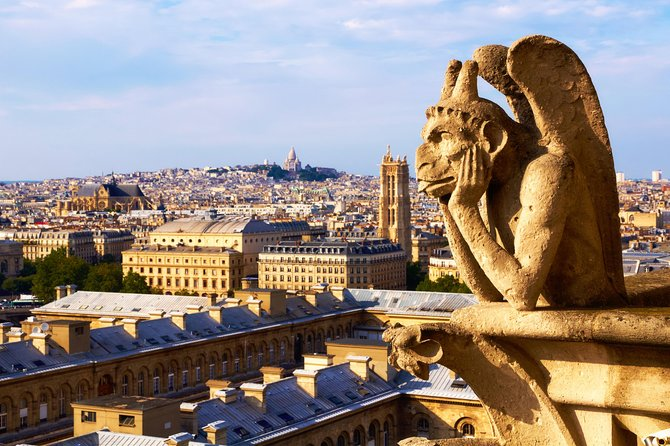 Private 4-hour Walking Tour of Latin Quarter & Notre Dame in Paris