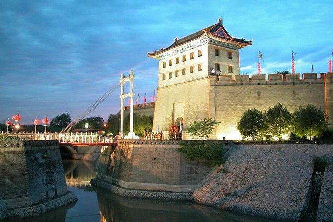 Xi'an Tour in kleiner Gruppe: Fahrradtour zu Terracotta-Kriegern und der alten Stadtmauer