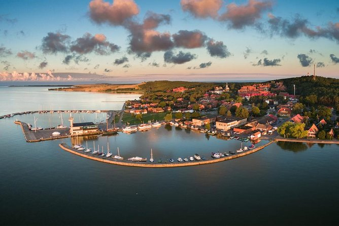Discover Klaipeda & Admire Nature's Beauty at the Curonian Spit Private Tour