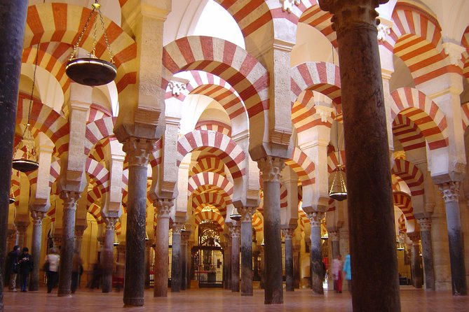Cordoba and its Mosque Tour from Granada