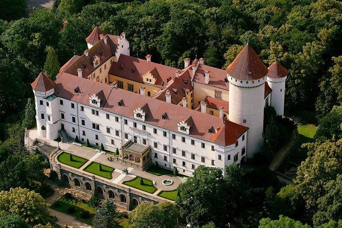Konopiste and Karlstejn Castle