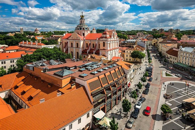 Discover Vilnius on Private Tour and Enjoy Superb Views of Gediminas Castle Hill