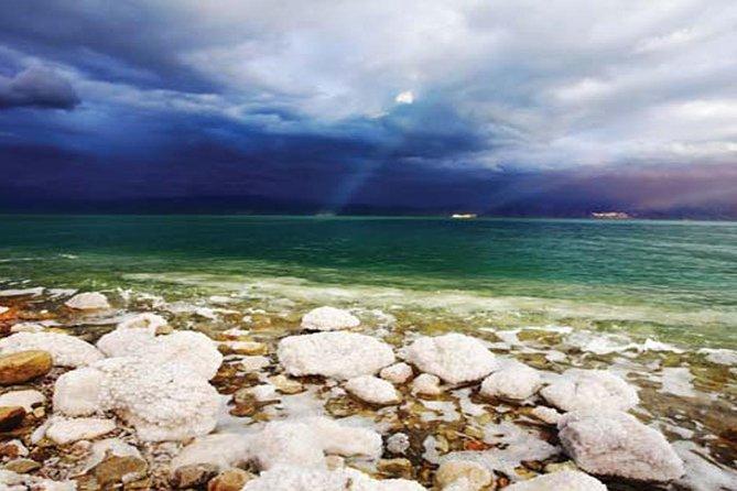 Private Dødehavet og Amman Sightseeing Tour