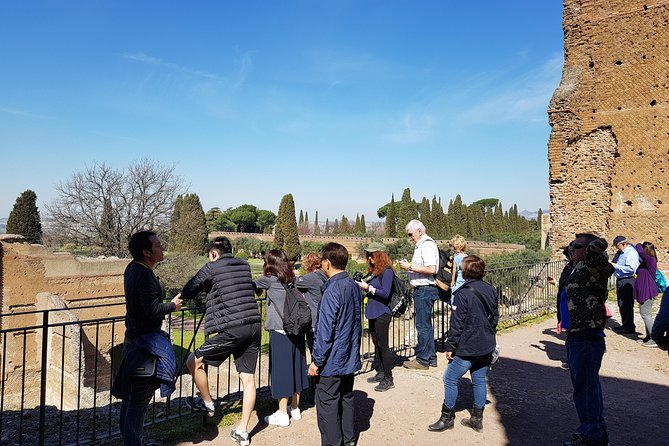 Day Trip From Rome to Tivoli Villas with Lunch