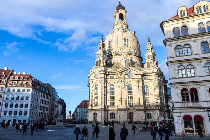 Module 1: complete tour of the old town including an interior visit of the Frauenkirche