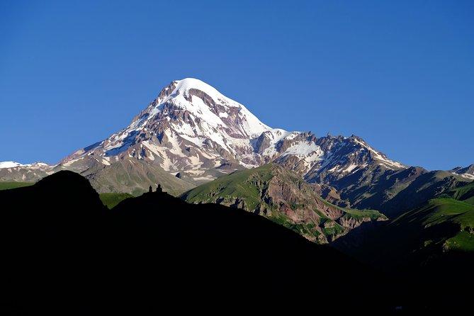 2 days in Georgian Mountains, Kazbegi and Juta