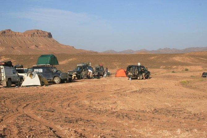 Atlas Mountains Hiking Tour from Fez - Morocco Trekking Small Groups