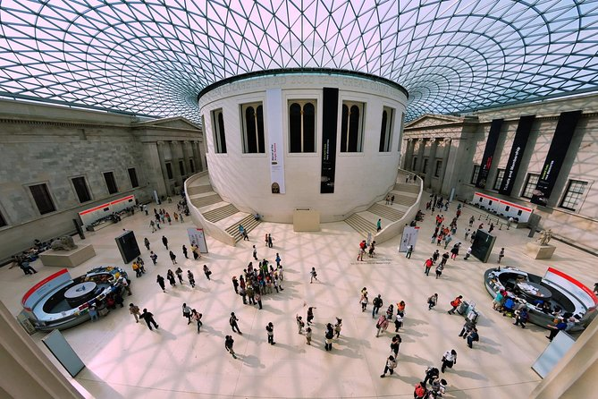 Private Tour, The British Museum, popular with Families & Small Groups