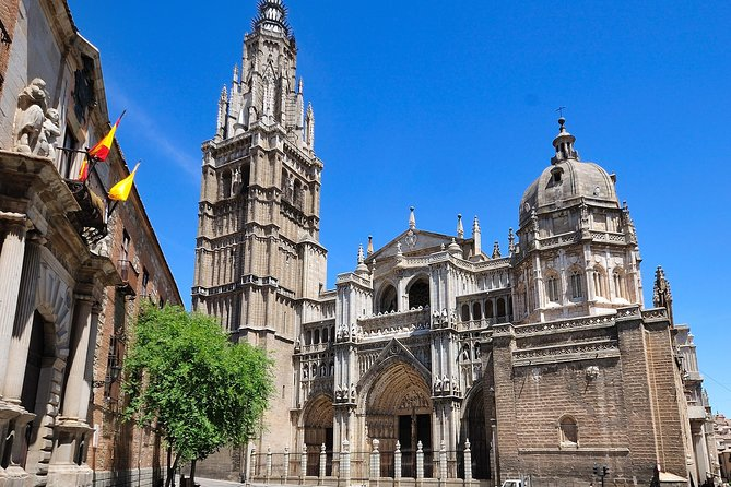 Toledo and Segovia from Madrid with Optional Lunch photo 8