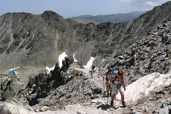 Climb to Musala Summit (2925m)