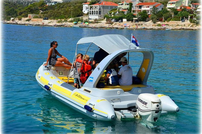 Trogir - Blue Lagoon - Solta - Maslinica - Underwater museum tour