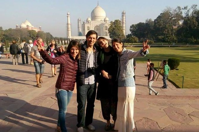 Agra Day Tour From Delhi By Train