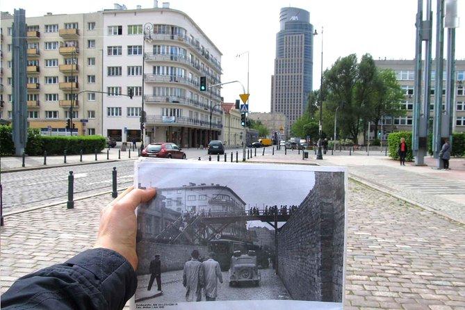 Jewish Warsaw - private tour by retro minibus