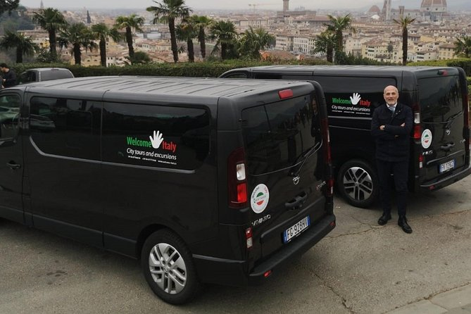 Private day Transfer: Fiumicino or Ciampino Airport to Rome Hotel