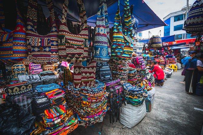 Full-Day Otavalo and Cotacachi Market Tour