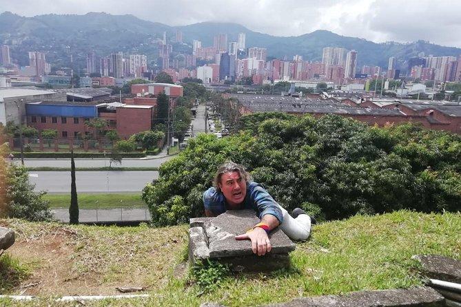 Private Half-Day Pablo Escobar Godfather Tour in Medellin