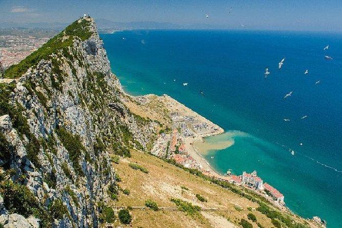 Gibraltar from Marbella & Costa del Sol: Private Day Trip