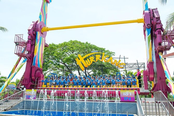 Dream World Entrance Fee with Rides (Ticket) Bangkok photo 3