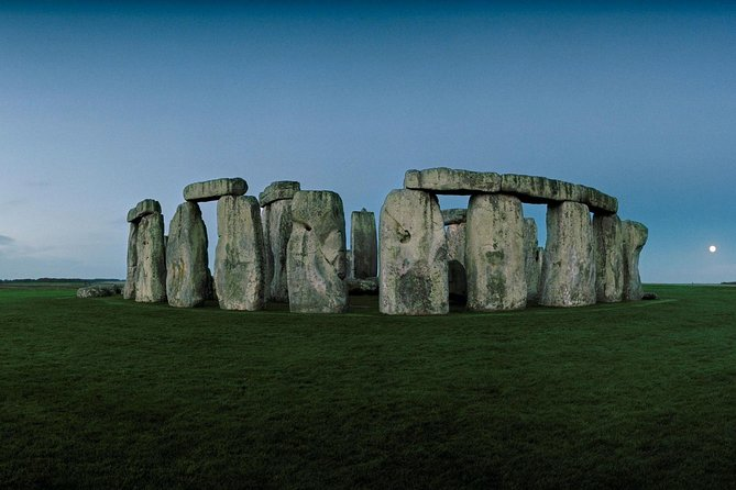 London - Stonehenge - London