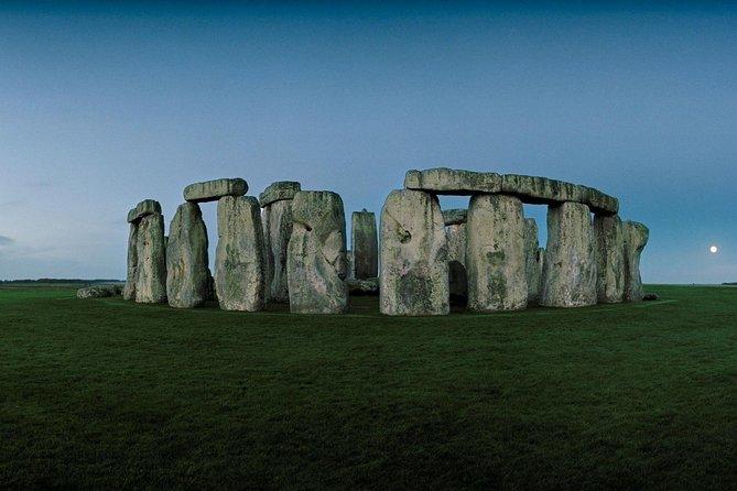 London - Stonehenge - London