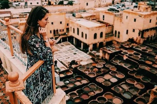 Half Day Tour In Fez Medina (Private Tour Guide)