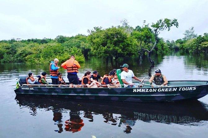 Macuxi Tour - Tour na Selva - Floresta Amazónica 2 dias / 1 noite
