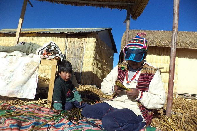 Sleep on Uros Island photo 3
