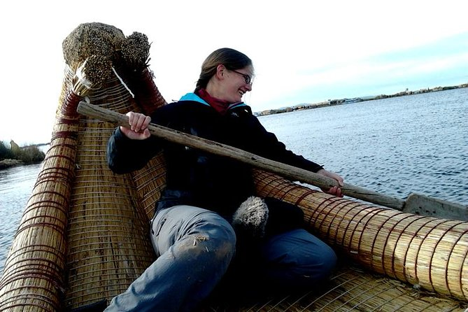 Sleep on Uros Island photo 8