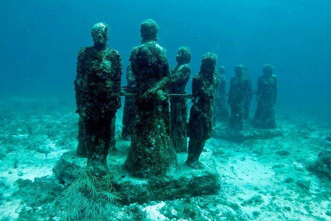Advanced Snorkeling in Cancun