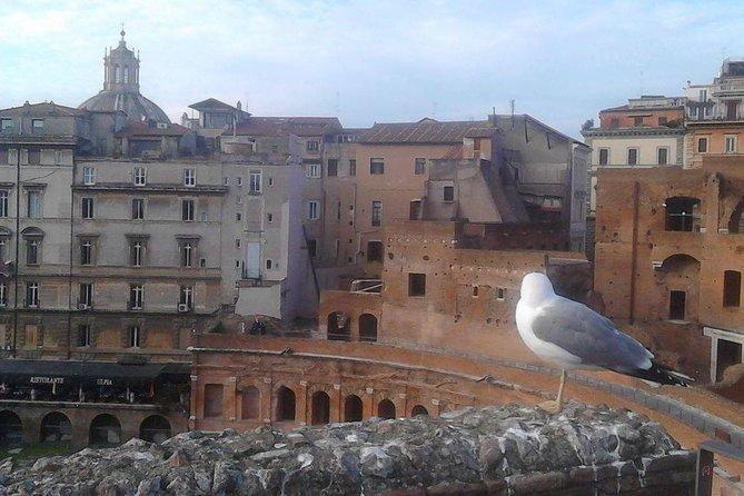 The hidden corners of Rome