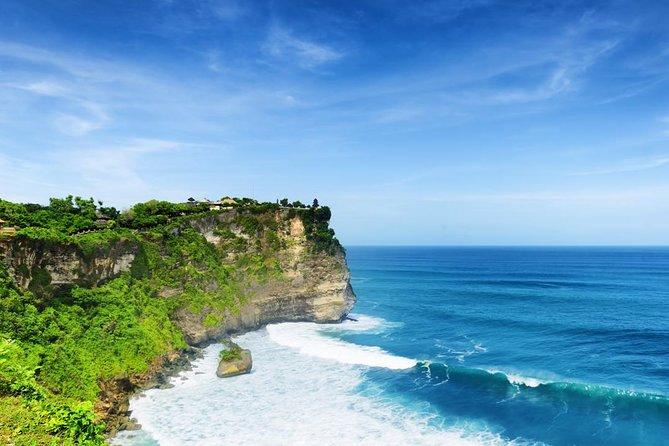 Bali Water Sports and Uluwatu Sunset Tour with Jimbaran Seafood Dinner