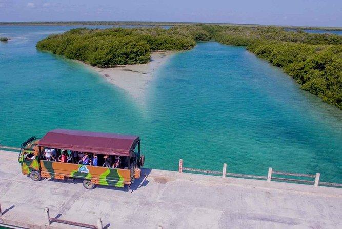 Sian Kaan Tour Safari on board Off-Road from Playa del Carmen & Riviera Maya