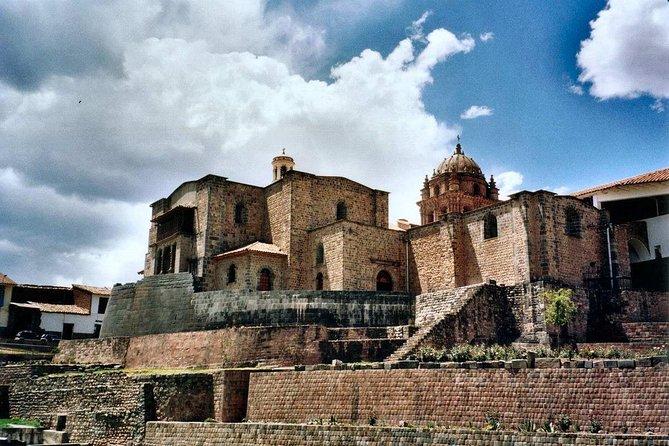 Cusco City Tour And Ruins Around (group Tour - Economical Option)