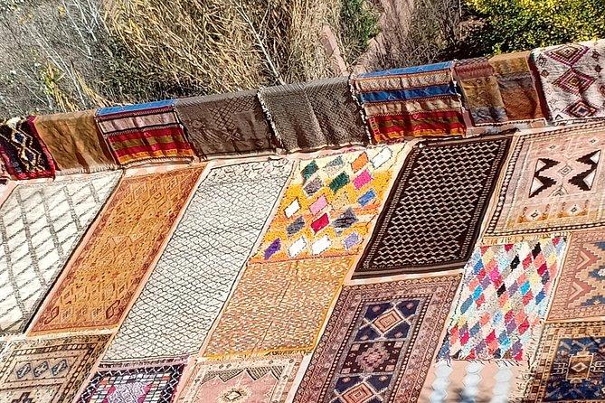 Top Activities: Marrakech shopping tour, secrets of Medina with a shopper guide