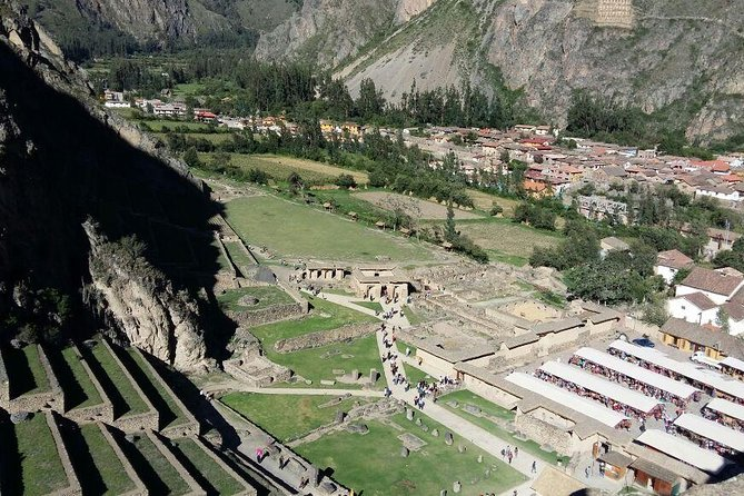 Cusco Sacred Valley Tour (economical Option -group Tour)
