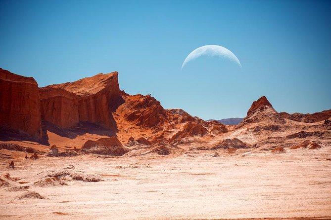 Programa do deserto de Atacama 4 dias - 3 noites