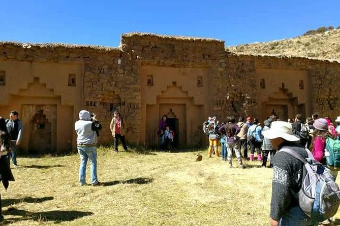 Shared Day Tour to Titicaca Lake from La Paz