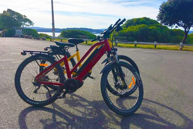 4 Hour Electric Bike (eBike) Hire