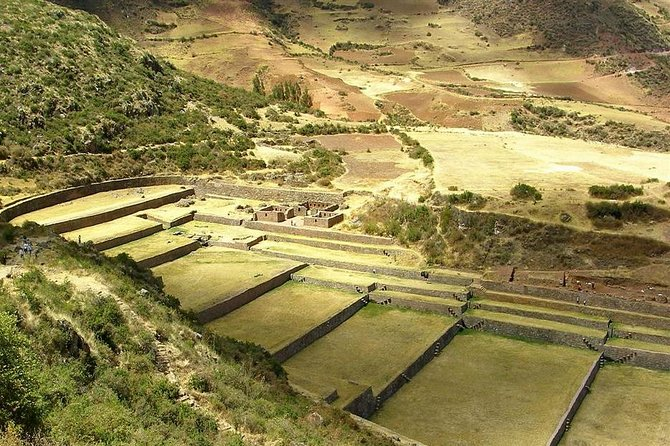Cusco South Valley Tour (Tipon, Piquillaqta & Andahuaylillas) Group Tour