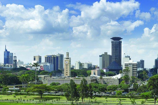 Day tour of Nairobi City