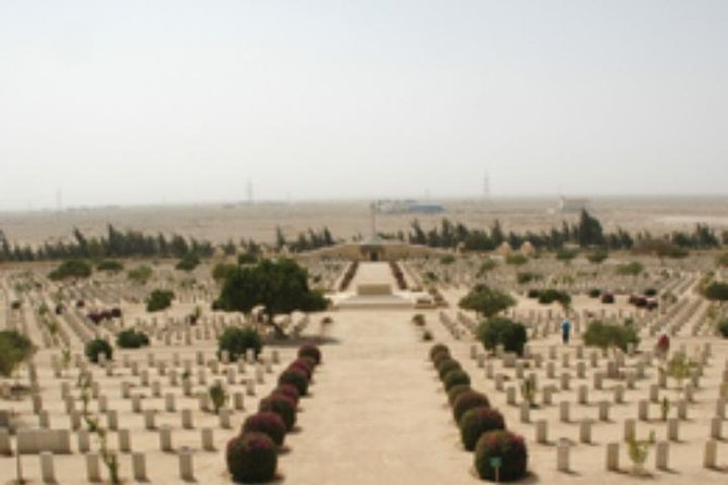 Private El-Alamein Day Tour from Cairo photo 3