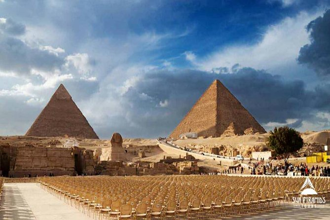 Private Tour to Pyramids & The Egyptian Museum