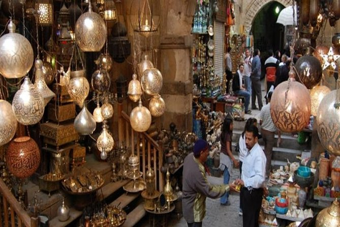 Private Cairo day tour to Egyptian Museum, Citadel and Khan Khalili Bazaar photo 2