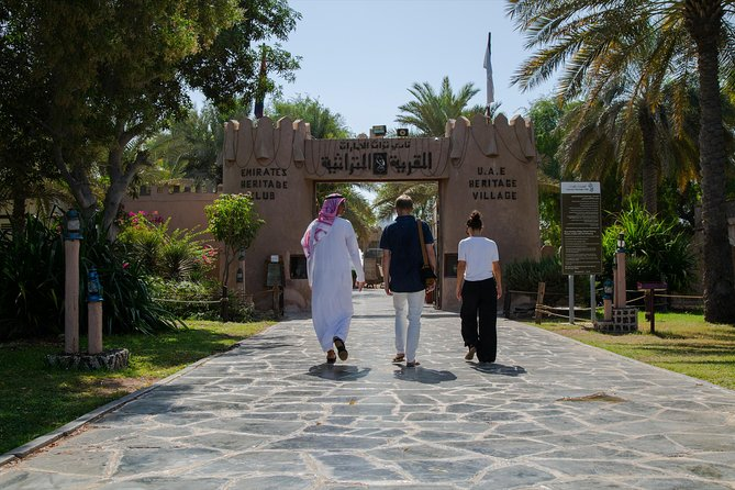 Abu Dhabi private tour with Emirati guide