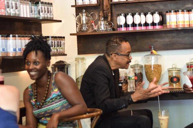 Serengeti Tea Tasting in Harlem
